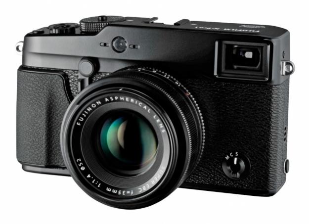 Fuji X-Pro1 Compact System Camera