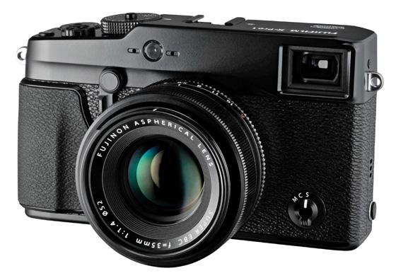 compact system camera fuji X Pro 1