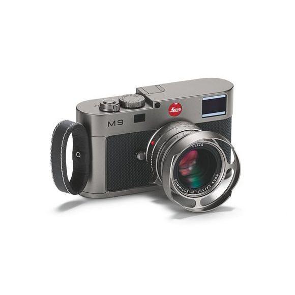 compact system camera m mount leica-m9-titanium