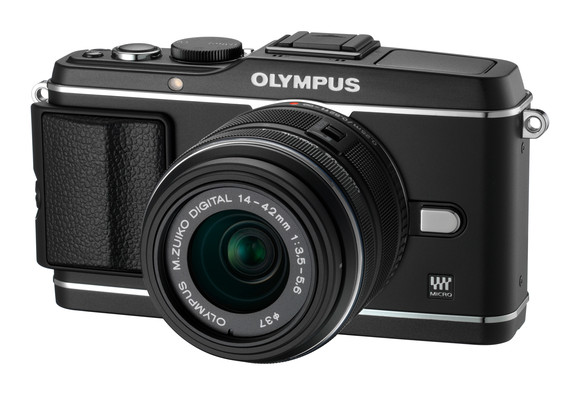 compact system camera olympus micro four thirds EP3