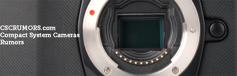 Compact System Cameras Rumors