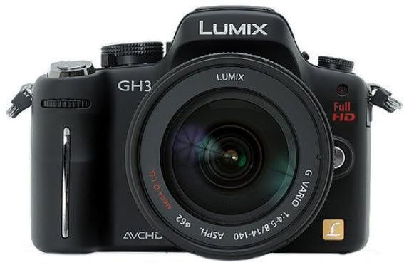 panasonic gh3 rumor