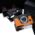 Gariz Leather Edition Half Cases for Fujifilm X-Pro1
