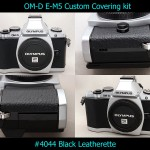 Olympus OM-D E-M5 Aki-Asahi Custom Camera Covering Kits