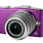 Olympus_epm1_purple_body_with_14-42mm_lens_compact_system_camera_micro_four_thirds