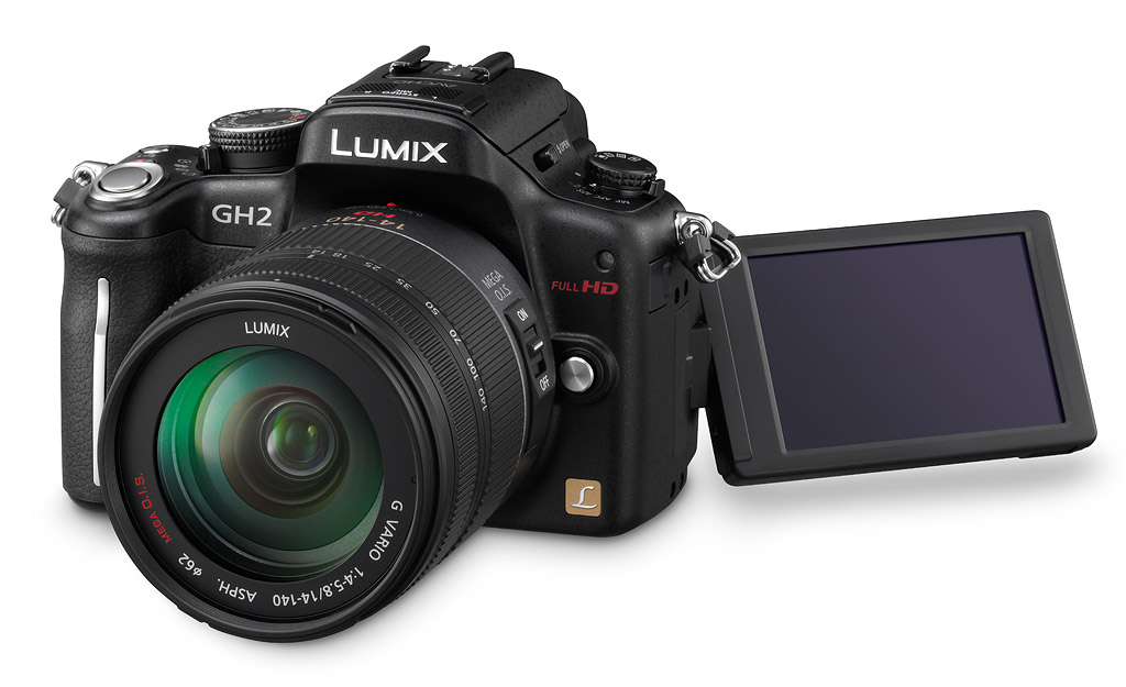 Panasonic GH2 Micro Four Thirds Compact System Camera Best Micro Four Thirds Camera