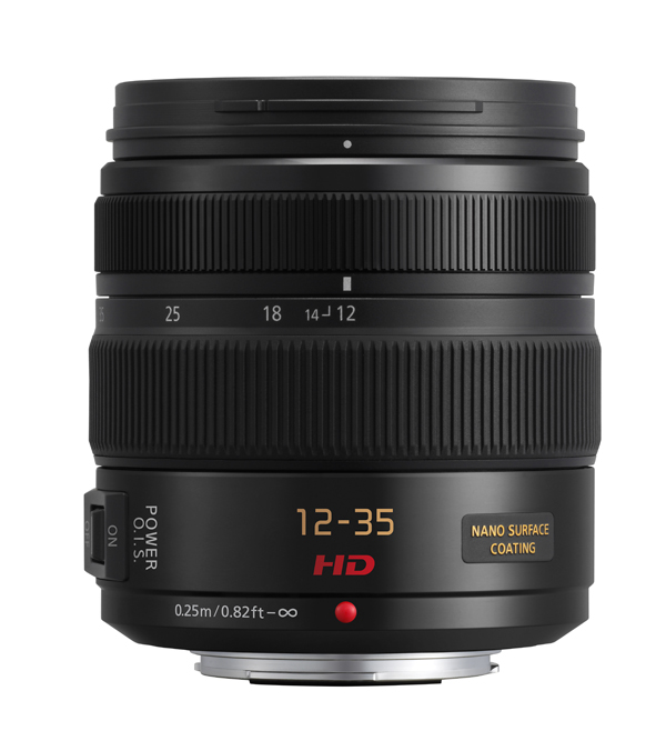 Panasonic Lumix GX Vario 12 35mm F2.8 Asph for Micro Four Thirds O.I.S. - image stabilization