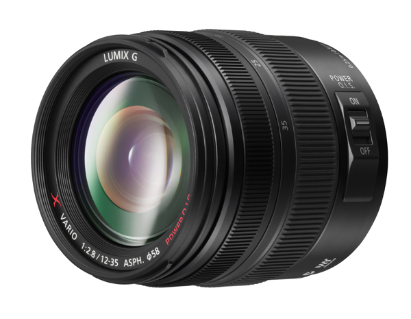 Panasonic Lumix GX Vario 12 35mm F2.8 Asph for Micro Four Thirds