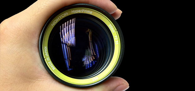 SLR Magic Noktor Hyperprime 50mm F0.95
