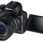 Samsung NX20 Compact System Camera Full HD Video 18-55 OIS 20.3 Mega Pixels