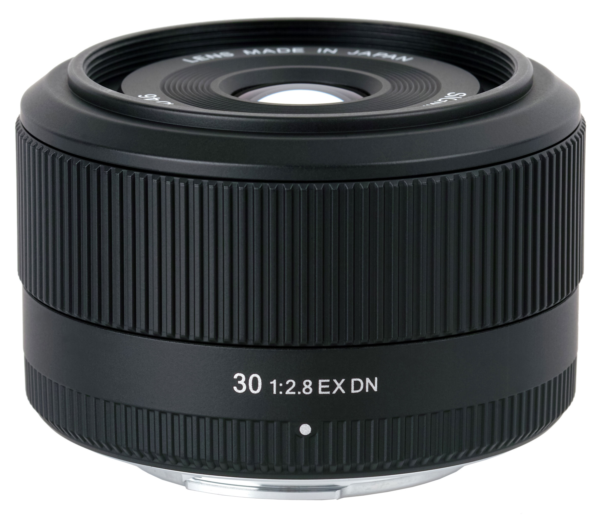 Sigma 30mm F2.8 lens for Sony NEX Compact System Cameras