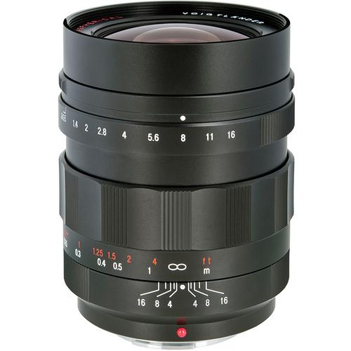 Voigtlander Nokton 17mm F0.95 Lens for Micro Four Thirds Camera
