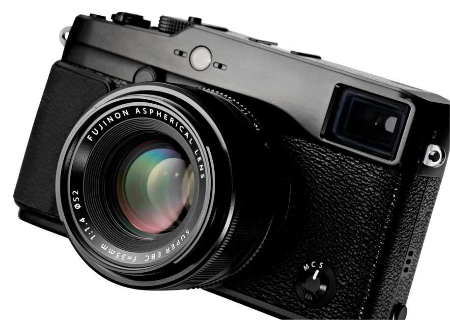 Fujifilm X-Pro1 Compact System Camera