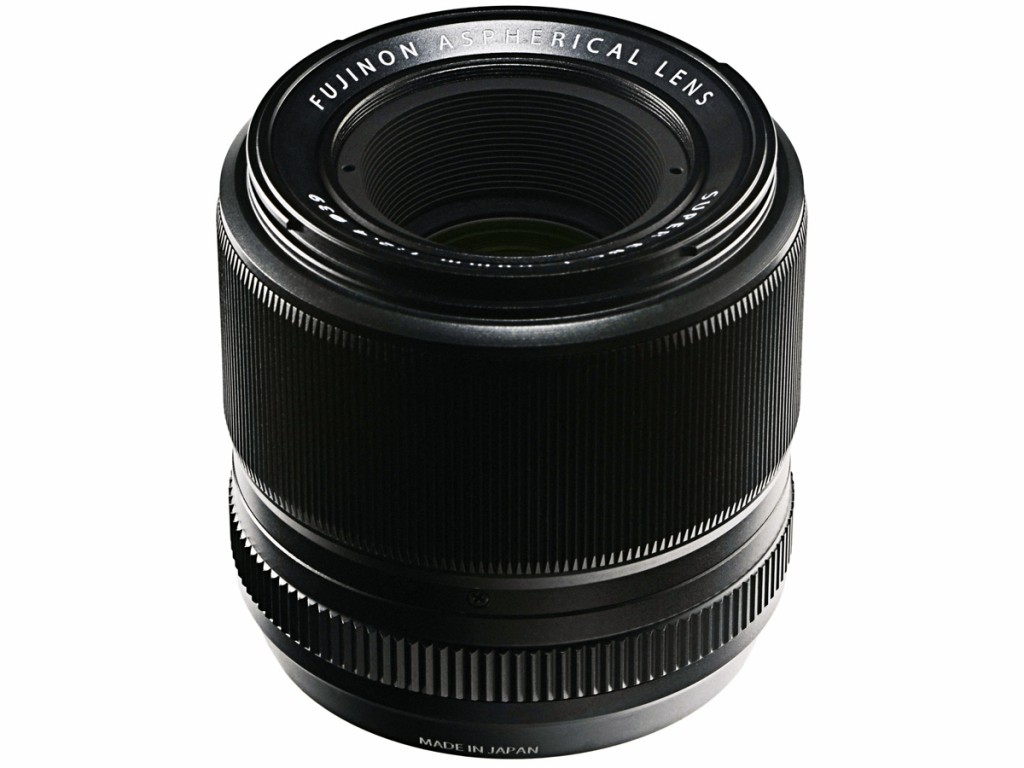 Fujinon XF 60mm F2.4 R Macro Lens For the Fuji X-Pro1