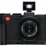 Leica X2 with Elmarit 24mm F2.8 Lens Black Color with Hand Grip