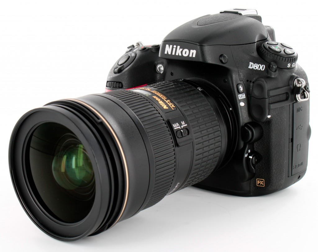 Nikon D800 Full Frame Digital Camera