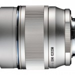 Olympus M Zuiko 75mm F1.8 Lens for Micro Four Thirds Compact System Cameras