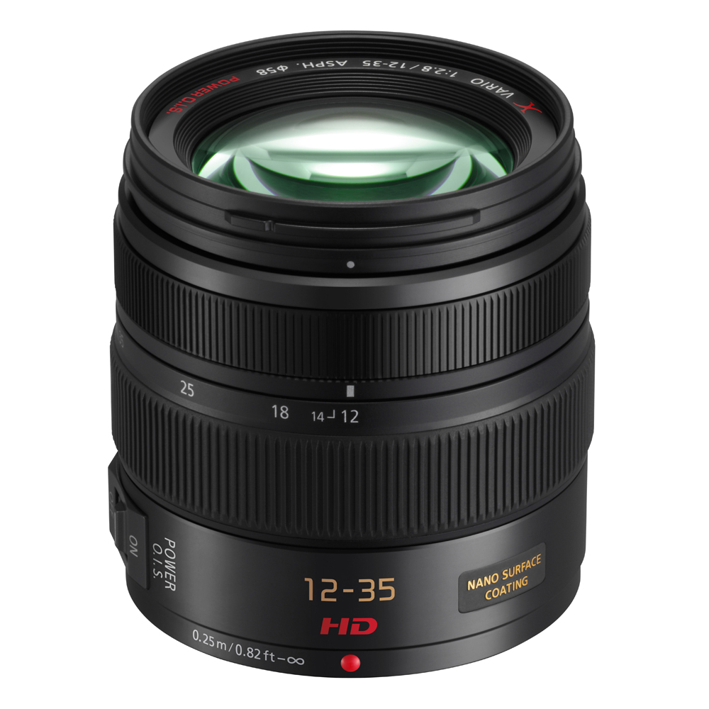 Panasonic 12-35mm F2.8 Lens for Micro Four Thirds Compact System Cameras