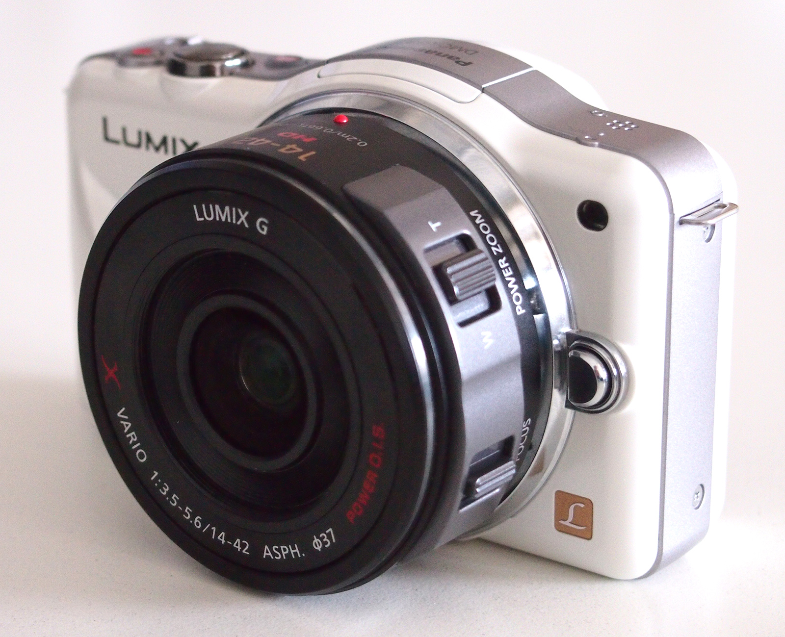 Review: Panasonic GF5 Micro Four Thirds Compact System ...