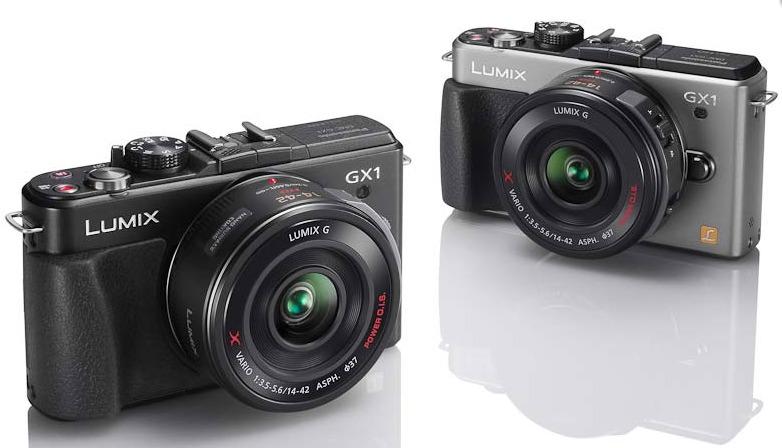 Panasonic GX1 Micro Four Thirds Compact System Camera