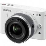 Nikon 1 J2 Compact System Camera White