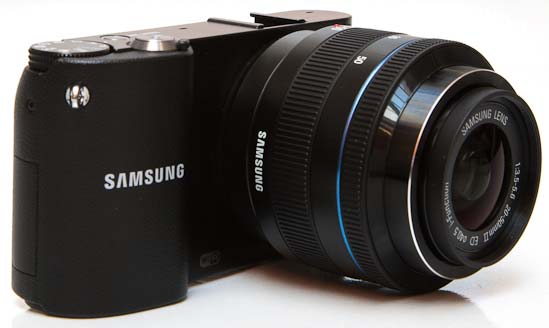 Samsung NX1000 Compact System Camera