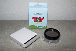 SLR Magic Toy Lens Pinhole for Micro Four Thirds What is in the box
