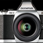 Olympus O-MD E-M5 Micro Four Thirds Compact System Camera Silver Body