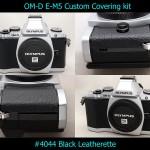 Olympus OM-D E-M5 Aki-Asahi Custom Camera Covering Kits