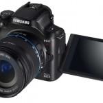 Samsung NX20 Compact System Camera Full HD Video 18-55 OIS 20.3 Mega Pixels