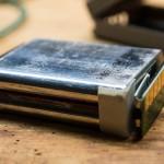 Third party Olympus OM-D EM-5 battery teardown
