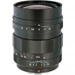 Voigtlander Nokton 17.5mm f 0.95 Lens for Micro Four Thirds Camera