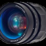 Voigtlander Nokton 25mm F0.95 for Micro Four Thirds
