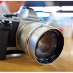Olympus OM-D E-M5 with Olympus M Zuiko Digital 75mm F1.8 lens