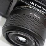 Sigma 30mm F2.8 lens for Micro Four Thirds Compact System Cameras