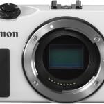Canon EOS M Compact System Camera White Color