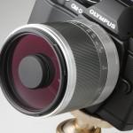 Kenko Tokina 300mm F6.3 Mirror Lens and Olympus OM-D E-M5