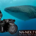 NA-NEX7 Housing for Sony Nex-7 camera