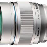 Olympus M. Zuiko Digital 75mm F1.8 Lens