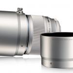 Olympus M.Zuiko Digital 75mm F1.8 Lens with Optional Lens Hood LH-61F