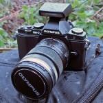 Olympus OM-D E-M5 Micro Four Thirds Compact System Camera